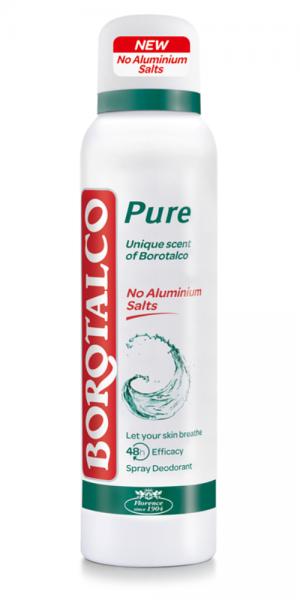 Borotalco Pure Original Spray 150ml