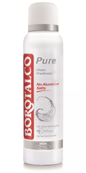 Borotalco Pure Clean freshness Spray 150ml