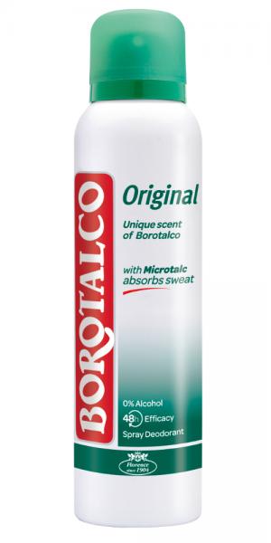 Borotalco Original Mini-Spray 45ml